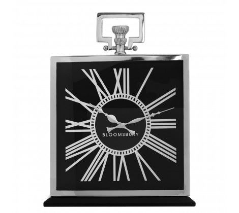 Kensington Townhouse Mantle Clock Square