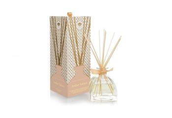 Made By Zen Amber Sakura Reed Diffuser