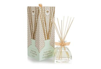 Made By Zen Fresh Mint & Grapefruit Reed Diffuser