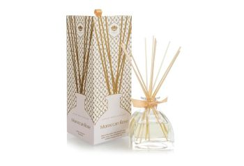Made By Zen Moroccan Rose Reed Diffuser