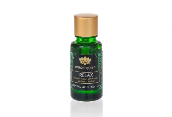 RELAX Purity Essential Oil Blend