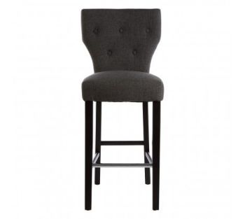Decatour Grey Bar Stool
