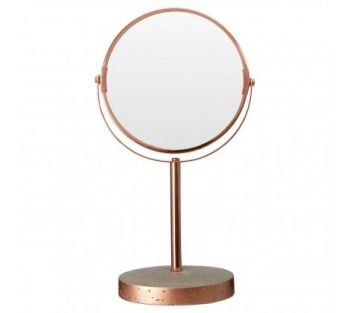 Neptune Round Swivel Bathroom Mirror