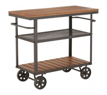 New Foundry Table Cart