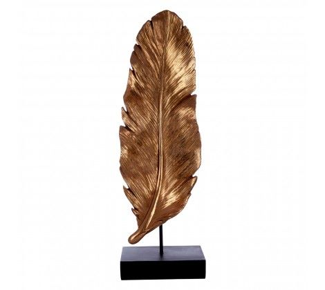 Complements Feather Sculpture