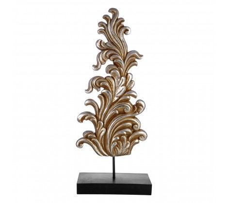 Damask Sculpture