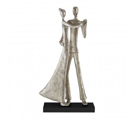 Waltzing Couple Figurine