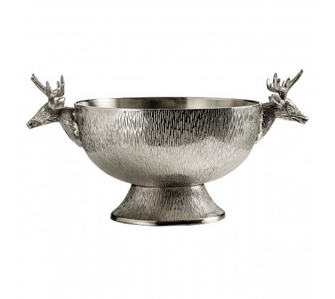 Stag Punch Bowl