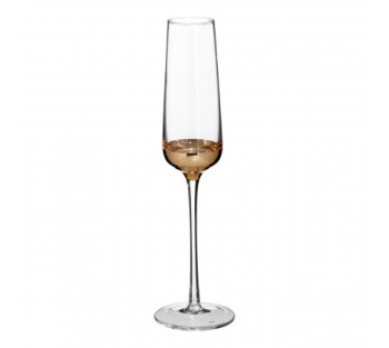 Horizon Champagne Glasses Set of 4