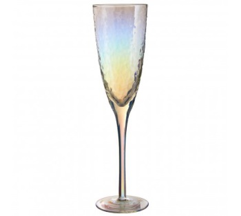Aurora Champagne Glasses 260Ml Set of 4