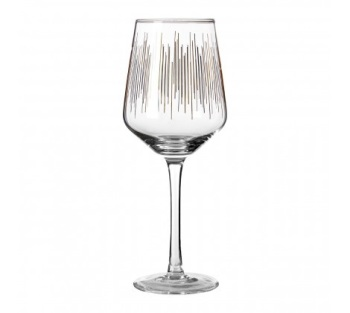 Deco Wine Glasses Set of 4