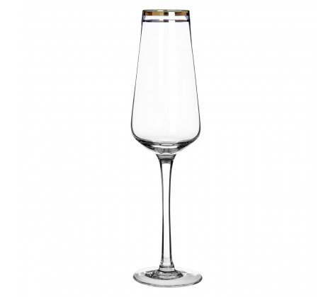 Charleston Champagne Glasses Set of 4