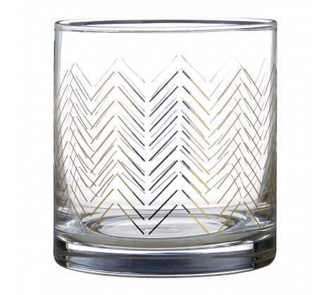 Jazz Tumbler Glasses Set of 4