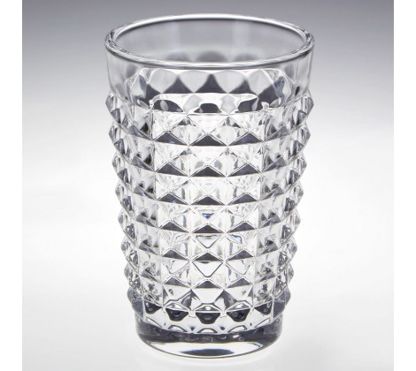 Pyramid Hi Ball Glasses Set of 4
