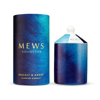 MEWS Seasalt & Amber – Scented Candle