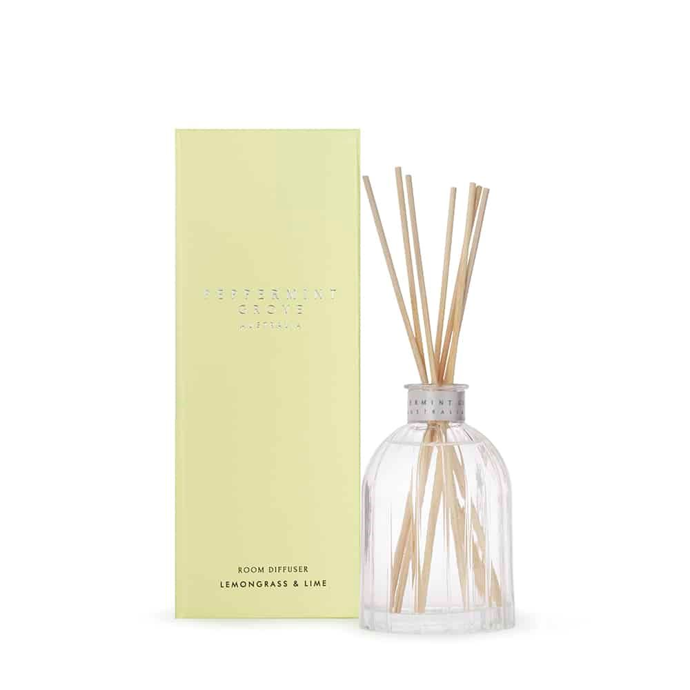 Lemongrass & Lime Medium Diffuser 200ml