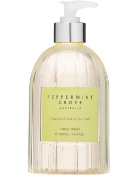 Peppermint Grove Lemongrass & Lime Hand & Body Wash