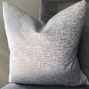 Luxury Romeo Handmade Cushion