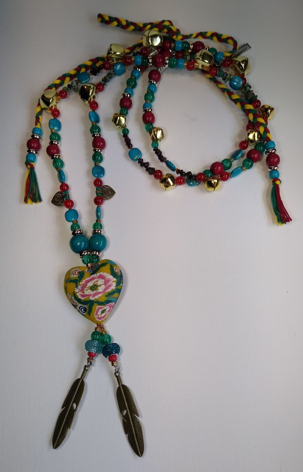 Rhythm Beads - Love and Luck. Pony to Full Size.