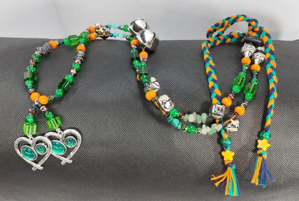 Rhythm Beads - Peace, Healing and Friendship. Mini Shetland to Small Pony.