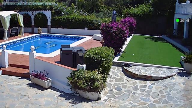 Poolside & Garden