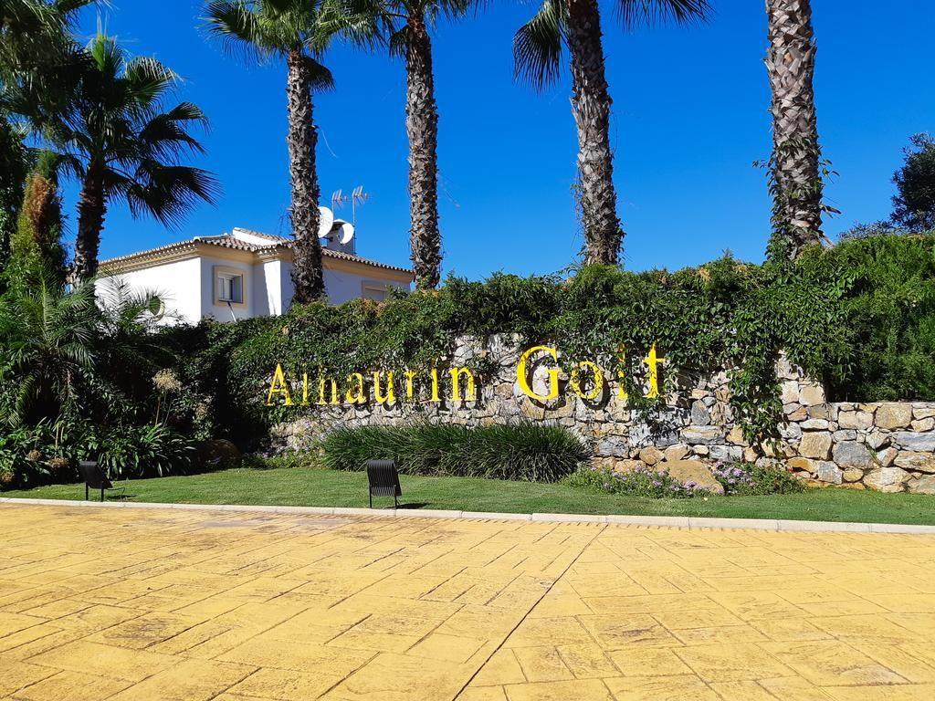 Alhaurin Golf Entrance