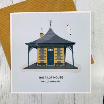 Pilot House Card
