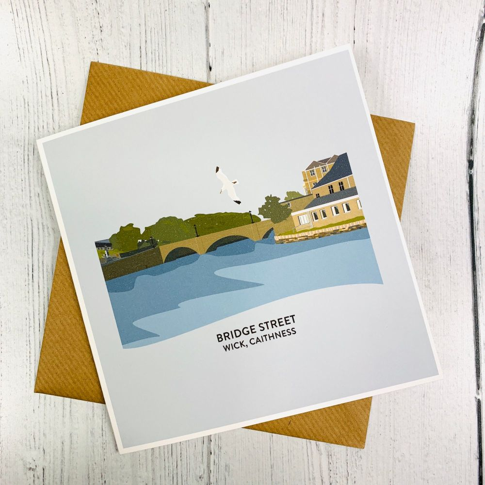 Bridge Street Card