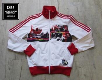 adidas Bill Mcmullen New York Manhattan Track Jacket