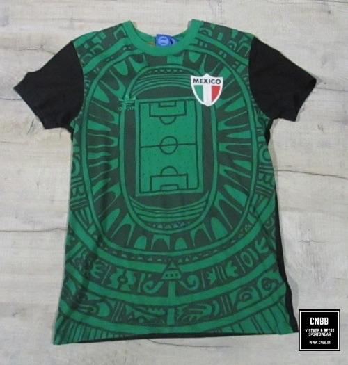 meet 31493 57d9d adidas Originals Mexico World Cup Football T-Shirt