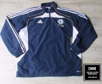 Vintage adidas Chelsea 1/4 Zip Training Jacket