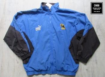 Vintage Puma King Sheffield Wednesday Tracksuit Jacket