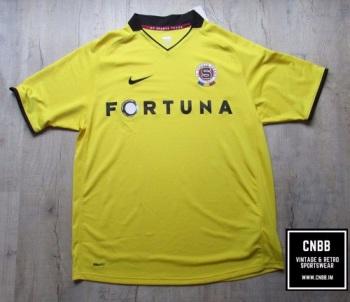 Nike Sparta Prague 2008/09 Away Football Shirt