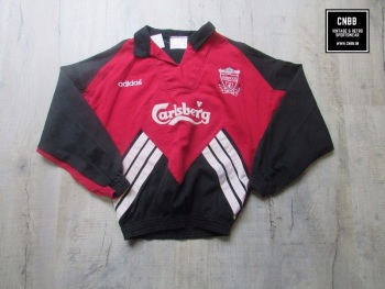 Vintage adidas Liverpool Drill Top