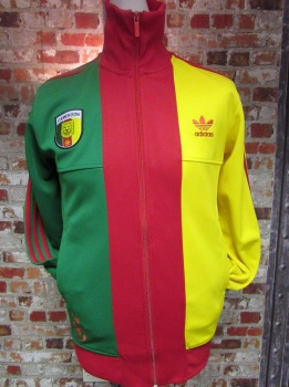 adidas Originals Cameroon Track Jacket - Small
