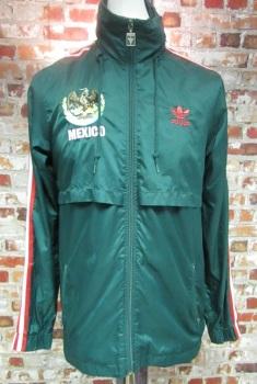Vintage adidas Mexico Shower Jacket