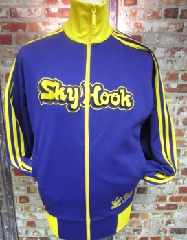 adidas LA Lakers Skyhook Retro Track Jacket - Medium