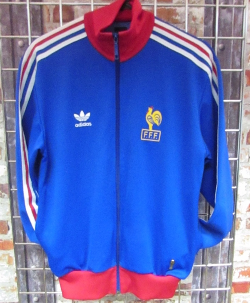 adidas Originals 2005 France World Cup Tribute Track Jacket