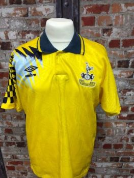 1992 Totenham Hotspur Away Shirt