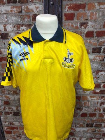 1992 Totenham Hotspur Away Shirt