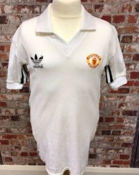1982/83  adidas original Manchester United Away Shirt