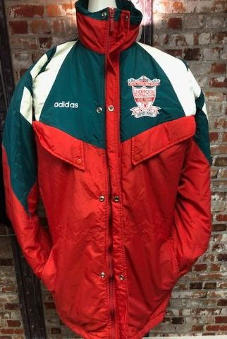 adidas Liverpool 1992/93 Manager Jacket