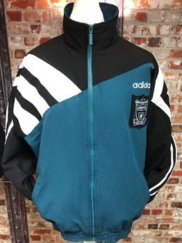 adidas Liverpool 1993/95 Official Track Jacket