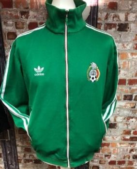 adidas Mexico 2010 World Cup Tribute Track Jacket