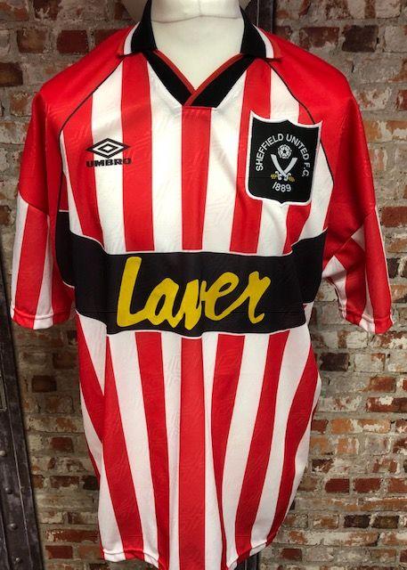 Sheffield United Umbro 1994/95 Home Shirt
