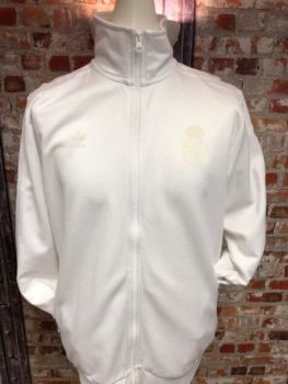 adidas Originals Real Madrid Whiteout Track Jacket