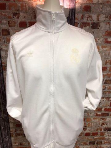 adidas Originals Real Madrid Whiteout Track Jacket
