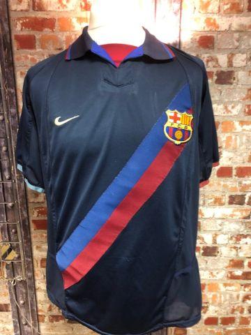 Vintage Nike Barcelona Away Shirt - Large