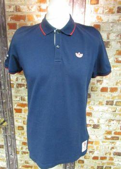 adidas Originals Team GB Polo Shirt Size Medium