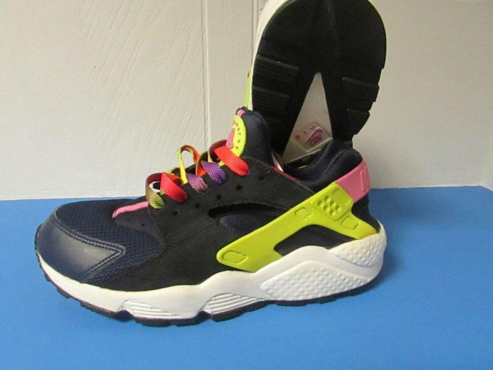 Nike Air Hurrache Unisex Trainers Size 5